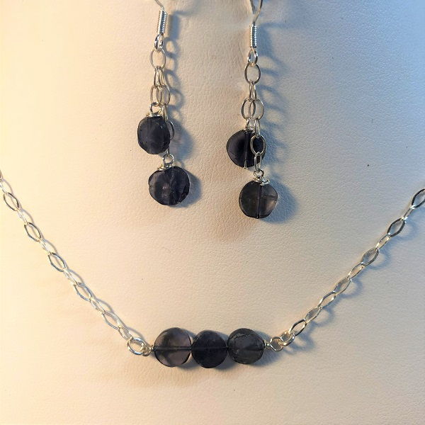 Click to view more Iolite Jewelry Sets