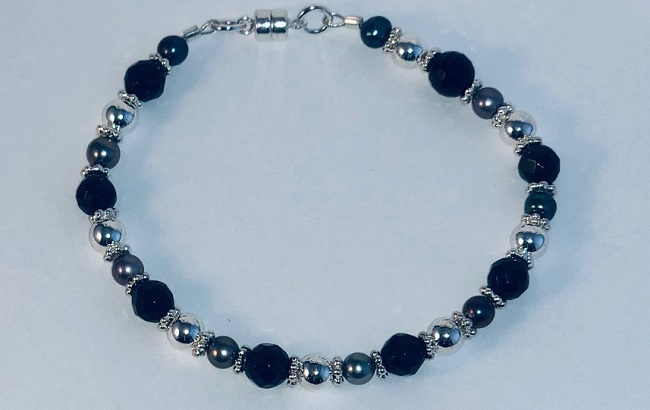 Click to view more Black Onyx Bracelets