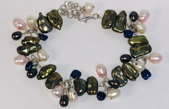 Click to view more Biwa Freshwater Pearls Bracelets