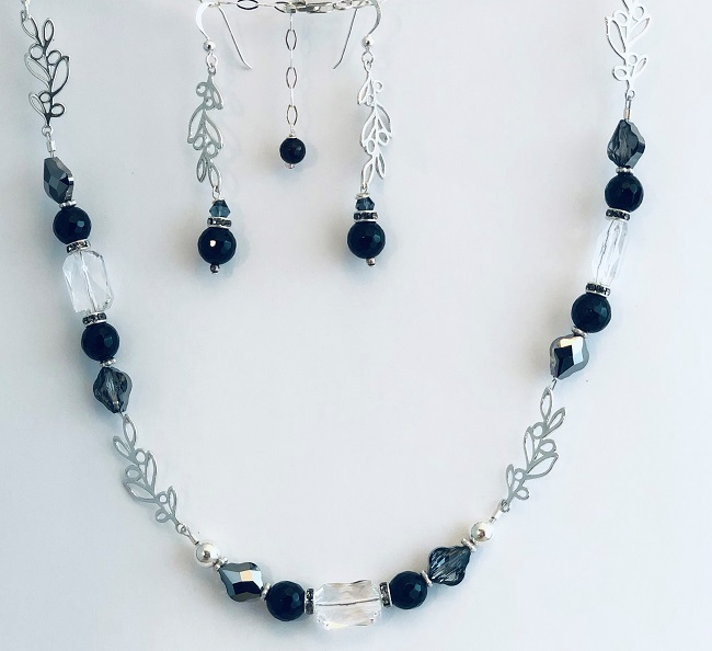 Click to view more Swarovski Crystals Jewelry Sets