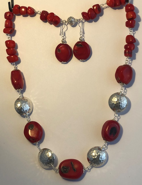 Click to view more Coral Jewelry Sets