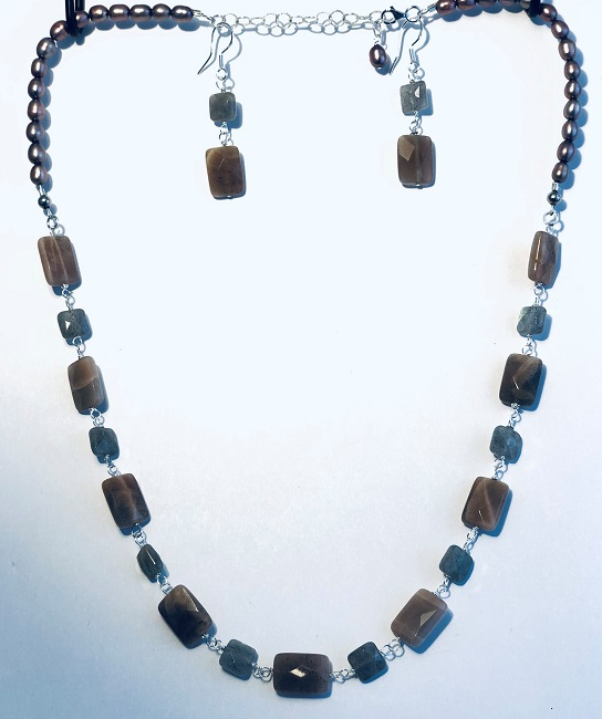 Click to view more Labradorite Jewelry Sets